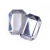 Acrylic Octagon 18x13mm Crystal